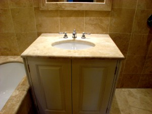 Bathroom Furniture- Bespoke Cabinet