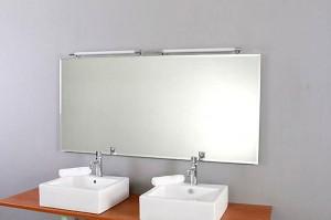 Heathed Bathroom Mirrors