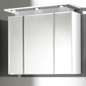 Mirror & Bathtoom Cabinet