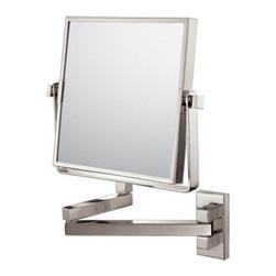 Modern Angled Mirror