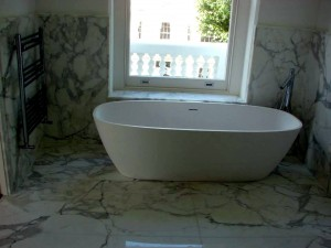 Resin Bath - Holland Park