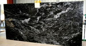 Jaguar Black Marble Slab