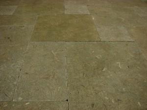 Safranbolu Green Limestone  Antiquated