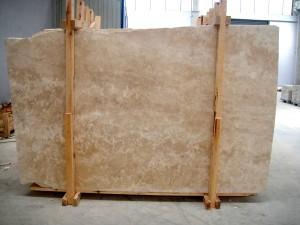 Angora Cross Cut Travertine slabs