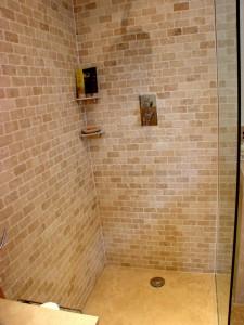 Angora Flat bed Shower Tray