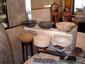 Marble, Onyx, Stone Wash basins