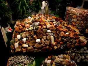 Pebble Garden _ Courty Yard Water Fountain -