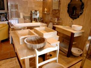 Showroom Wash Basins