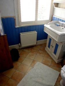 The old Bathroom