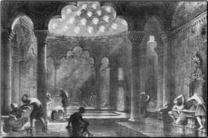 Turkish Bath 16th Century - pure Nostalgia