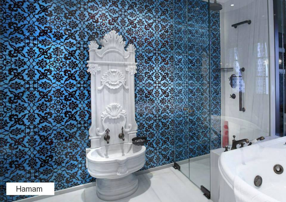 Modern Turkish Bath  www.imgarcade.com - Online Image Arcade!