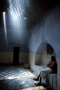 Turkish Bath most evocative - Sun Rays