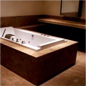 Levant Bath Surround - Islington Town House