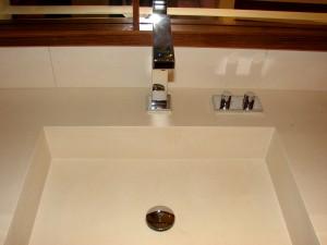 Myra Seamless Vanity top From  slabs
